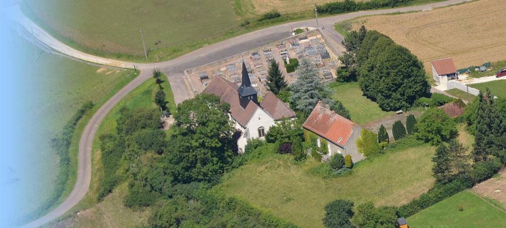 Millery l'église
